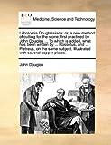 Lithotomia Douglassian, John E. Douglas, 1170605206