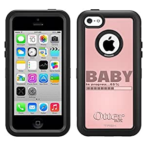 Otterbox Apple iPhone 5 5s Defender Case Baby on the way Progress Bar