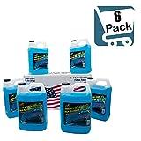 Automotive : HS 29.606 Bug Wash Windshield Washer Fluid, 1 Gal (3.78 L) (Pack of 6)