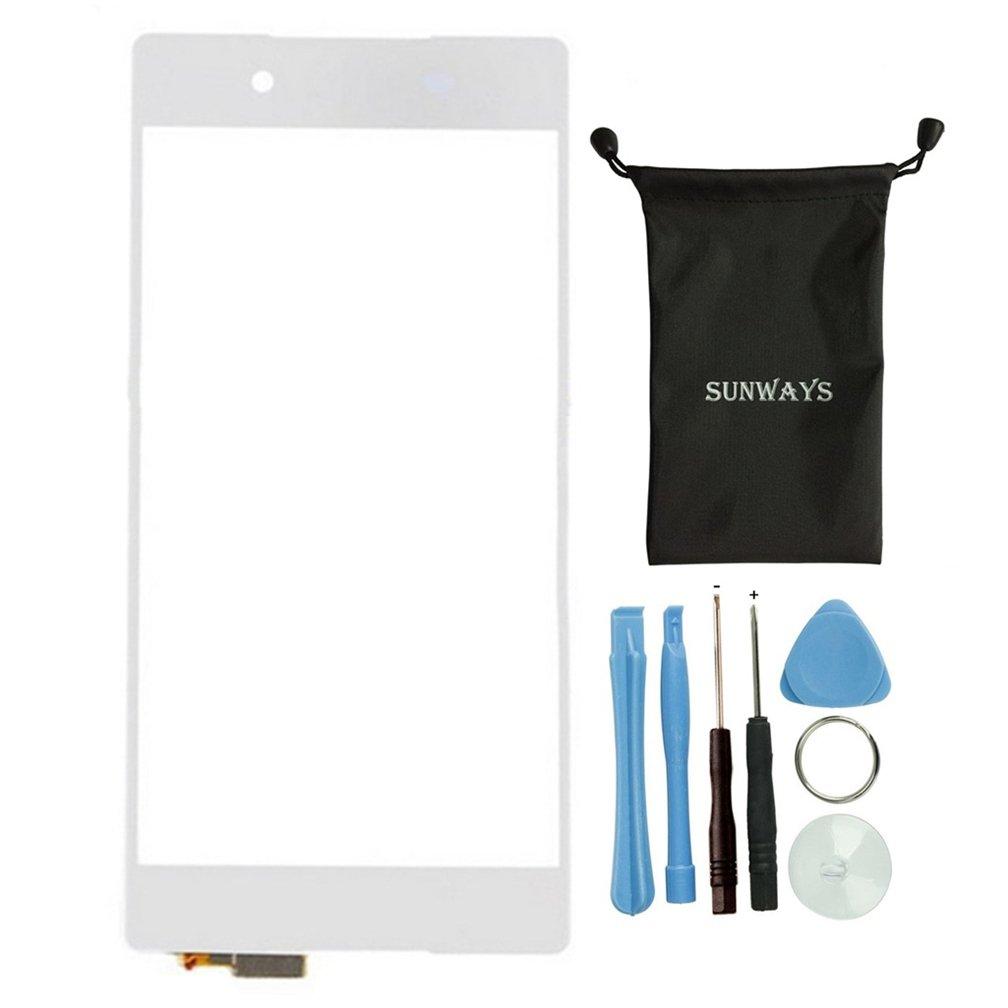 Vidrio Frente c/ Touch Screen Blanco para Sony Xperia Z3 Z3