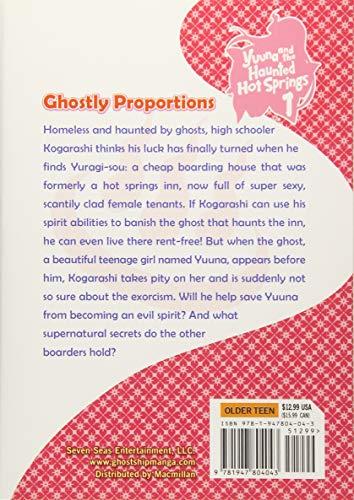 Yuuna and the Haunted Hot Springs, Vol. 1