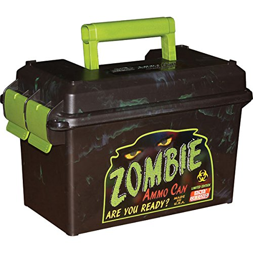 Box Zombie (MTM 50 Caliber Ammo Storage Can)