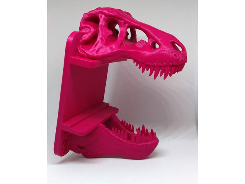 Jurassic World T-Rex Themed Sony PlayStation 3 PS3 Vertical Console Stand