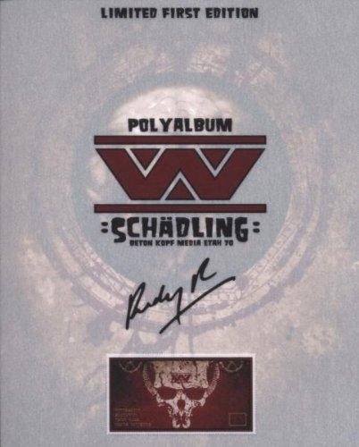 Wumpscut: Schädling (Ltd.ed.) (Audio CD)