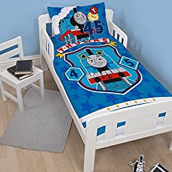 Thomas and Friends Patch 4 in 1 Bedding Bundle
