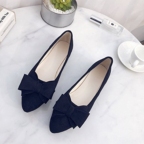 Set Student Shoes Zapatos Wild Shoes Pointed ITTXTTI Sandalias Moda Sandals Summer Srta Foot black Simple Moda de TItwCxp