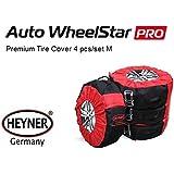 Premium Wheel Tyre storage bags set of 4 14''-18''