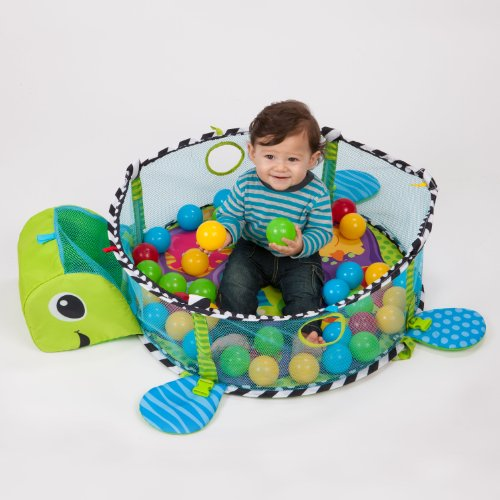 Infantino Grow-with-me Activity Gym and Ball Pit 6