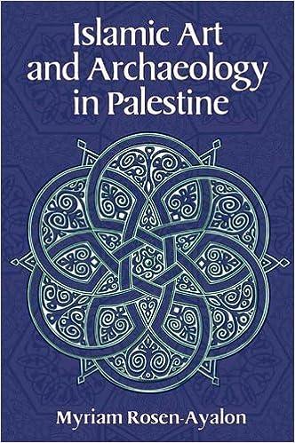 ISLAMIC ART AND ARCHAEOLOGY IN PALESTINE by Myriam Rosen-Ayalon (2006-08-15)