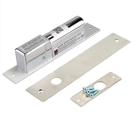 Petterson XG-Y602 DC 12V Cerradura electrónica Tornillo de bajada Inducción magnética Cerradura eléctrica Sistema