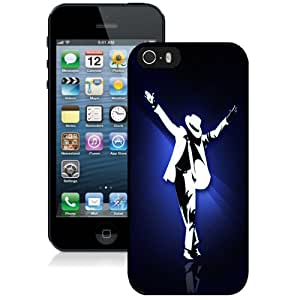 Beautiful Custom Designed Cover Case For iPhone 5s With Michael Jackson Silhouette Phone Case Kimberly Kurzendoerfer