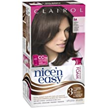 Clairol Nice 'n Easy Foam Hair Color 5A Medium Ash Brown 1 Kit