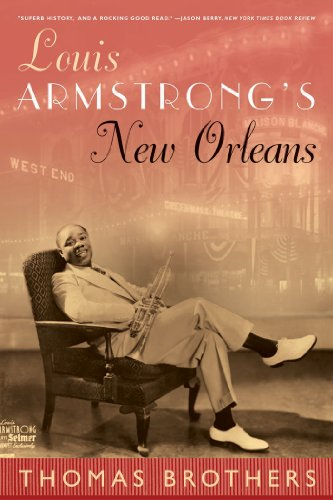 Amazon louis armstrongs new orleans ebook thomas brothers louis armstrongs new orleans by brothers thomas fandeluxe Images