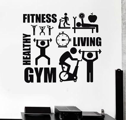 Amazon sport motivation fitness gym wall mural entertainment