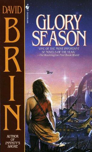 book cover of Glory Season