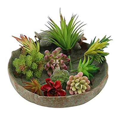 Greatflower Different kinds of Artificial Succulents DIY Materials