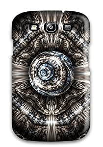 Tpu Case For Galaxy S3 With Shapes Textures Shades Artistic Patterns Cool Abstract Cool