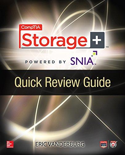 CompTIA Storage+ Quick Review Guide Pdf