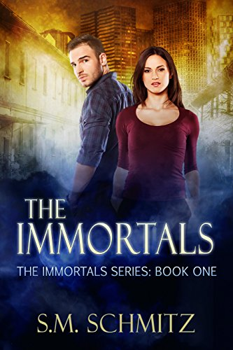 The Immortals: A fantasy romance (The Immortals Series Book 1)