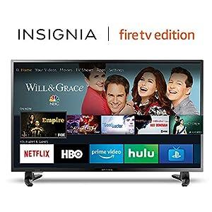 Insignia Smart LED TV - Fire TV Edition 9