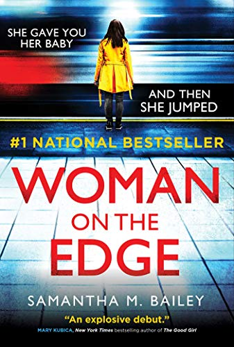 Woman on the Edge by [Bailey, Samantha M.]