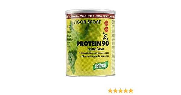 Proteínas 90 Choco 1 kg de Santiveri: Amazon.es: Salud y ...