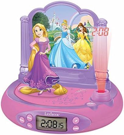 Princesas Disney - RP515DP Rapunzel Radio Despertador con ...