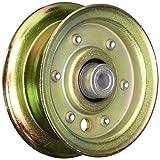Maxpower 11634 Idler Pulley Replaces AYP/Craftsman/Husqvarna/Poulan 177968, 193197, 532177968, 532193197