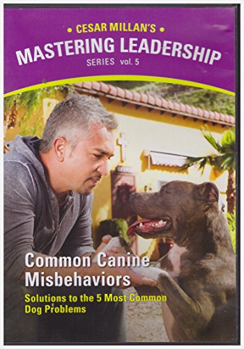 Mastering Leadership, Vol. 5: Common Canine Misbehaviors for sale  Delivered anywhere in USA