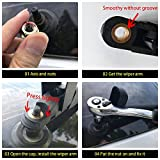 For Mazda 3 2003-2009, Rear Windshield Wiper Arm