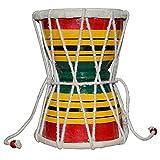 Symphony Music Loard Shiva Damru Hand Percussion Handmade Indian Musical Instrument