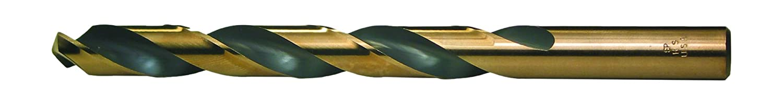 Viking Drill and Tool 49690 Type 643-UB 135 Degree Split Point Magnum Super Premium Jobber Drill Bit 8.20mm 5 Pack
