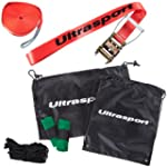 Ultrasport Slackline Set with Tree Pr...