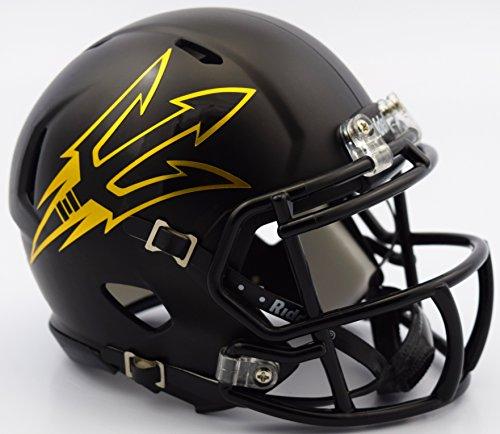 Riddell ARIZONA STATE SUN DEVILS NCAA Revolution SPEED Mini Football Helmet ASU by Riddell