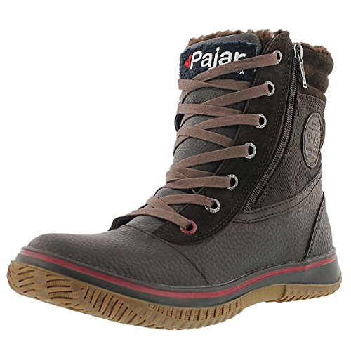 Pajar Men's Trooper Boot, Dark Brown, 41 EU/8 M US by Pajar