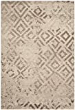 Safavieh Tunisia Collection TUN1911-KMK Ivory Area Rug, 5 feet 1 inches by 7 feet 6 inches (5'1″ x 7'6″) Review
