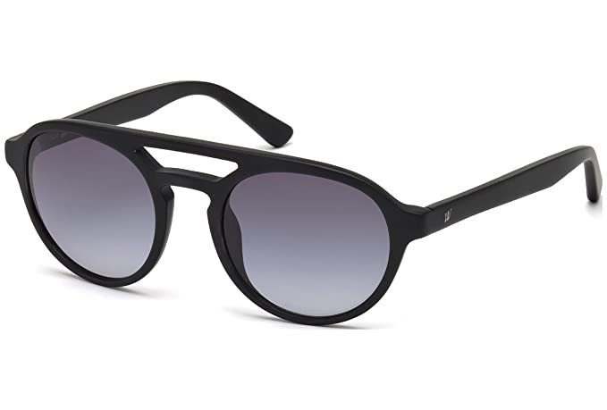 Gafas de sol Web WE0151 C51 02B (matte black / gradient ...