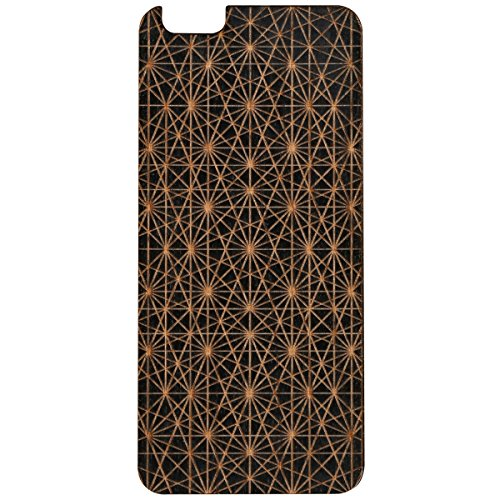 Lazerwood Cellular Memory Skin für Apple iPhone 6 schwarz