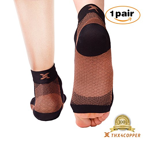 Fasciitis Graduated Compression 20 30mmHg Support Large