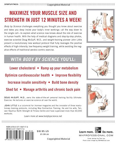 Body by Science: A Research Based Program for Strength Training ...