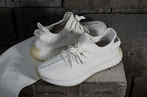 Maylexs Incroyable Toutes Les Chaussures Populaires De Design De Luxe Blanc Crème Offre Limitée Avec La Boîte Originale