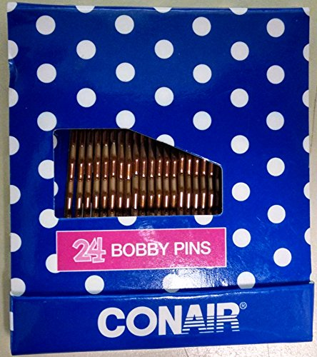 Conair 24 Count Bobby Pins w/ Matchbox - Various Colors and