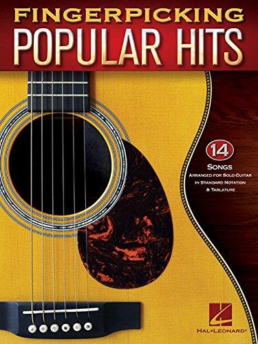 Fingerpicking Popular Hits (Guitar Tab Book): Tabulatur für Gitarre