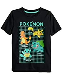 Boys 4-12 Pokemon Group Active Graphic Tee