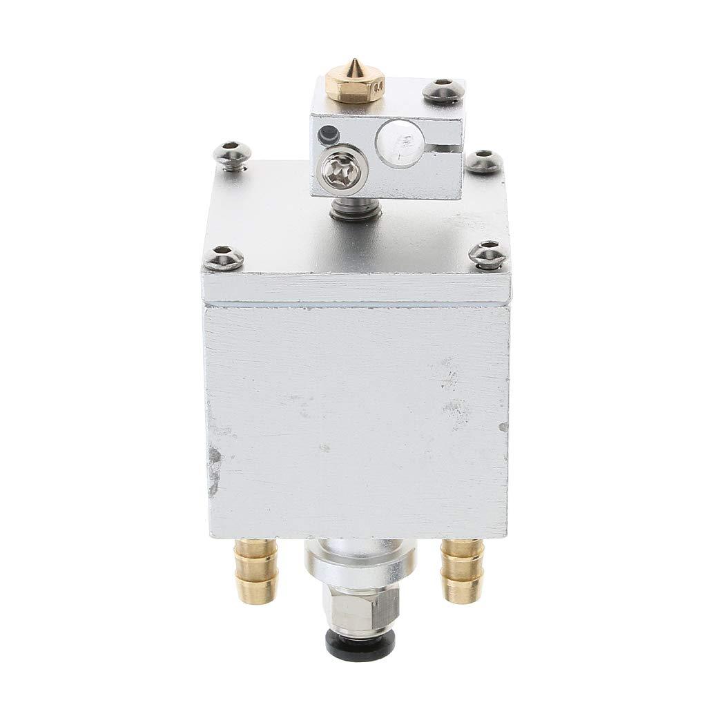 Cabeza Extrusora V6 Individual Hotend Refrigerado Agua Kit de ...