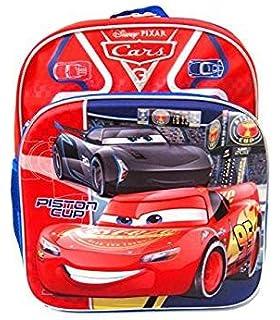 24e0b62e439 Disney Pixar Cars 3 Lightning McQueen Kids Backpack with Detachable ...
