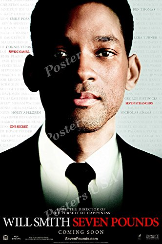 Posters USA - Seven Pounds Movie Poster GLOSSY FINISH - MOV944 (16