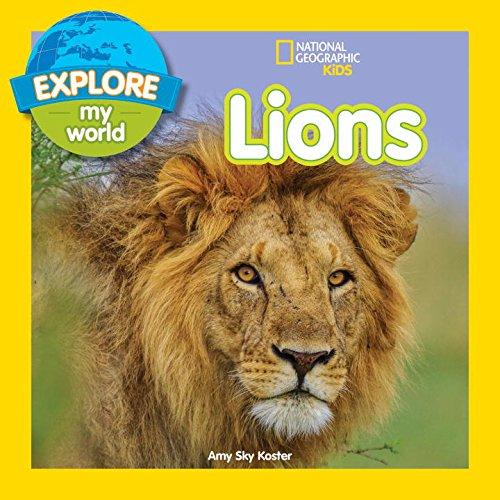 Explore My World: Lions image