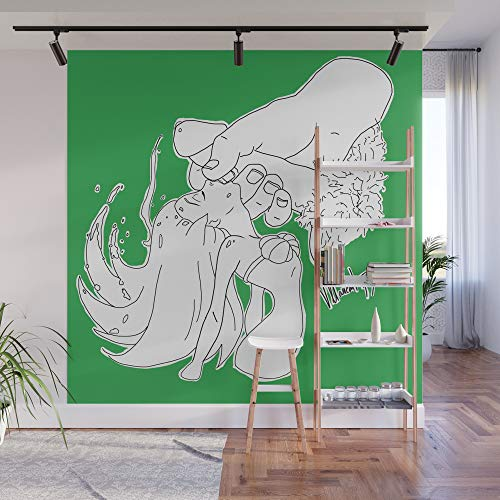 little mermaid wall cover - 9