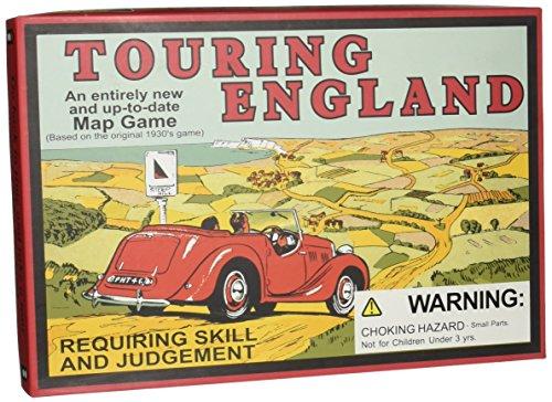 Perisphere And Trylon Games Touring England